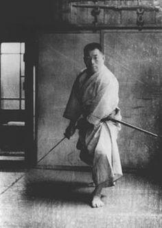 Kashima Shin Ryu - Michiyuki Kunii Sensei