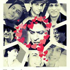 I LOVE YOU  SRK