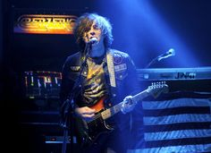 Ryan Adams has unveiled another song from his upcoming album 'Big Colors.'