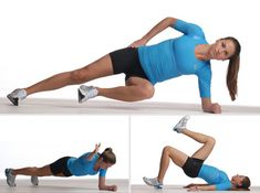 The Best Core Exercises For Runners - have to give it a try.