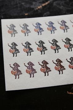 Stickers - The Little Match Girl