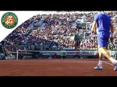 2014 French Open Hot Shots of Day 11