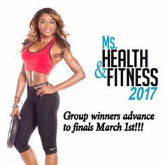 Hey guys.. if you can spare a few moments of your time please help my friend Mimi out. FB, TWITTER, INSTA and the like.. viral the heck out of this. If you have a good following on those social vibes, even better. Link : https://mshealthandfitness.com/vote/miss-mimi-macias You can cast a daily VOTE for FREE. Or if you want to really go for it and buy votes.. that's an option too. It's a win/win cuz besides helping Mimi advance to the Ms. Health & Fitness 2017 final round, all purchased…