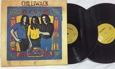 Chilliwack Self Titled SP 3509 A&M #Records 2LP - LP Vinyl Record