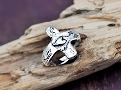 Faith Ring - Island Cowgirl Jewelry