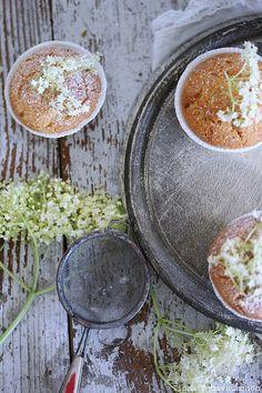 Elderberry muffins!