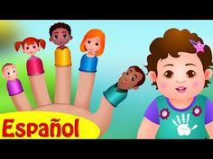 5 deditos - Canción infantil - YouTube