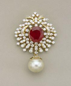 Mangatrai The Original Gold Earrings Designs, Gold Jewellery Design, Gold Designs, Diamond Jewellery, Jewellery Box, Necklace Designs, Bridal Jewelry, Beaded Jewelry, Jewelry Case