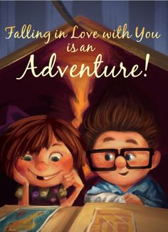 Up quotes disney, pixar up quotes, up movie quotes, disney posters Disney Up, Walt Disney, Disney Films, Disney And Dreamworks, Cool Disney, Disney Songs, Disney Couples, Disney Cartoons, Cute Love Quotes