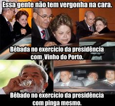 HELLBLOG: OS PRESIDENTES BÊBADOS DO BRASIL.