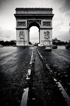 Arc de triomphe  By Fernando