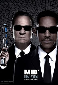 MEN IN BLACK 3 :) #will smith #men in black 3 #Tommy Lee Jones