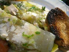 Les Cuisines de Garance: Le Poulet qui se géle .....