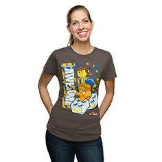 Everything is Awesome Fitted Ladies' Tee | ThinkGeek