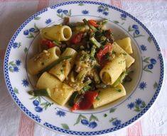 Rigatoni con zucchine, melanzane e pomodorini – Vegan blog – Ricette Vegan – Vegane – Cruelty Free