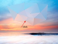Illustrator tutorial: How to create vector polygonal background..