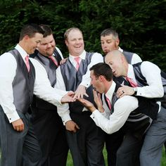 Follow Us Now Beautiful Groomsmen Ideas For More Inspiration Followme Weddings Love Lovestory Hy Ceremony Shoes Bride Rings