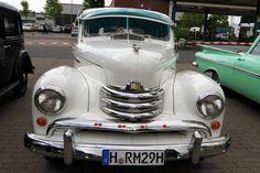 Opel Oldtimer - Opel Kapitän 1951