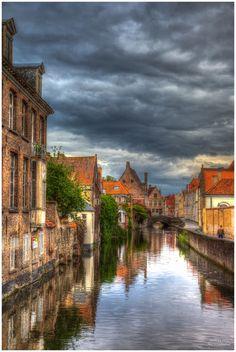 Brugges, Belgium - Love this beautiful town!  ASPEN CREEK TRAVEL - karen@aspencreektravel.com