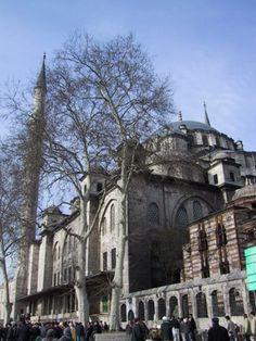 Fatih Camii - Istanbul, Turkey