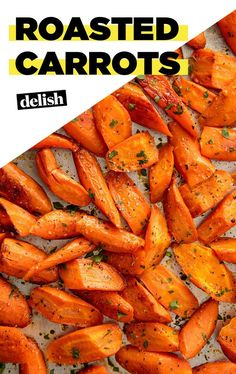 56 clean eating no bake snacks - Clean Eating Snacks Carrot Recipes, Vegetable Recipes, Yummy Recipes, Vegetarian Recipes, Heart Healthy Recipes, Healthy Sides, Oven Roasted Carrots, Glazed Carrots, Steamed Green Beans