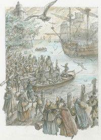 Dessiner l'Amérique Française. Les illustrations historiques de Francis Back