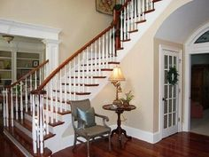 1000 images about foyer on pinterest center hall for Colonial foyer ideas