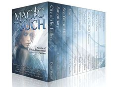 Magic Touch: 12 Urban/Paranormal Fantasy Novels by Becca Mills, http://www.amazon.com/dp/B00SX9G310/ref=cm_sw_r_pi_dp_xY7Zub185186M