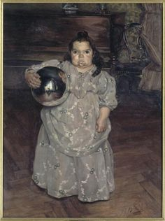 """1899, """"Dona Mercedes"""" (Spanish painting of a well-dressed woman w/dwarfism, but haven't been able to find out more info about her), painted by Ignacio Zuloaga.... image pinned from: 0rchid_thief: Magic Crystal in Art"""