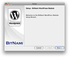 Virtual machine for wordpress on Mac