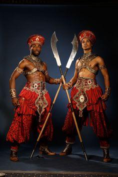 Persian Guards   J&J.