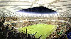FIFA 2014 | Arena da Amazônia © gmp Architekten