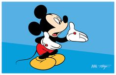 Stigmata Mickey Mickey Mouse, Disney Characters, Fictional Characters, Posters, Disney Princess, Art, Scale, Art Background, Kunst