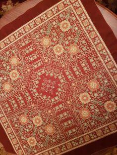 Cross Stitch Charts, Cross Stitch Embroidery, Cross Stitch Patterns, Bohemian Rug, Mandala, Rugs, Projects, Centerpieces, Punto De Cruz