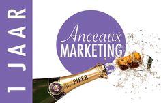 Een jaar ondernemer, mijn ups en downs. #inspiratie #trots http://www.anceauxmarketing.nl/anceaux-marketing-bestaat-bijna-een-jaar/