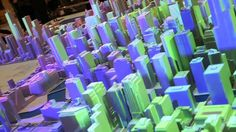 DCBolt Productions designed, installed and programmed the projection mapping system for the City of Big Data exhibit. This integrated lighting installation brings… 3d Projection Mapping, Proof Of Concept, 3d Video, Light Installation, Big Data, Data Visualization, Exhibit, Chicago City, Design