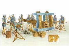 Roman Artillery, c. AD 69