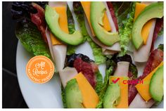 Classic Cobb Lettuce Wraps - Food Coach Me Weight Loss Surgery Recipes