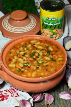 New Recipes, Soup Recipes, Vegetarian Recipes, Cooking Recipes, Turkey Soup, Romanian Food, Curry, Health Fitness, Food And Drink