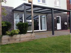 Open veranda terrasoverkapping overkapping terrasoverkappingen for Buiten patio model