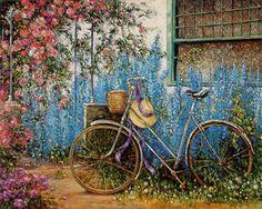 Rose Cottage~Henry Plisson