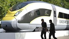 New Eurostar, Siemens Velaro - UK/FRANCE
