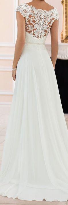 Wedding Dresses By Stella York Spring 2017 Bridal Collection