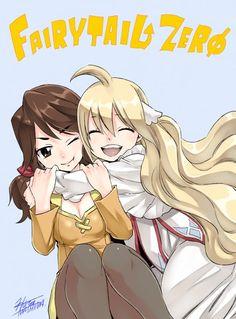 Fairy Tail   Zera & Mavis
