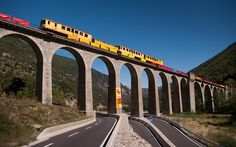 Quirky rail journeys around the world By Train, Train Rides, Train Travel, Travel Agency, Toulouse, Small Towns, Continents, How To Memorize Things