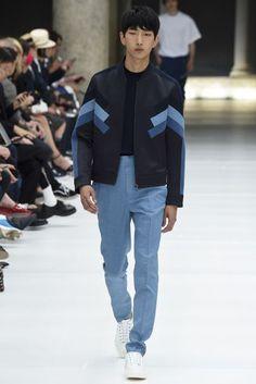 Neil Barrett Spring/Summer 2017 Menswear Collection | British Vogue