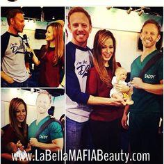 Hair + makeup by Farah and Jason with La'Bella MAFIA Vegas for Mayleen's OKTV interview with Ian Ziering! I 'heart' Steve Sanders! #oktv @mayleenramey #ianzierieng #stevesanders #hairandmakeupinvegas #industrypro #oktv #tvshow #tvhost #90210 #beverlyhills90210 #okmagazine #celebritymakeup #celebritymakeupartist #lasvegas #vegashairandmakep #makeupartistinvegas #ilovemyjob #ghdhair #maccosmetics #jbeverlyhills #lasvegasmakeupartist #makeupmafia #hairmafia #realcelebritymakeupartists
