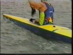 Kayak stroke technique: Old, but excellent instructional video