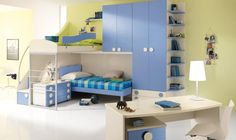 Модульная детская One 201 — Московский Дом Мебели