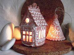 """Купить светильник-ночник """"Пряничный домик"""" в интернет магазине на Ярмарке Мастеров"""